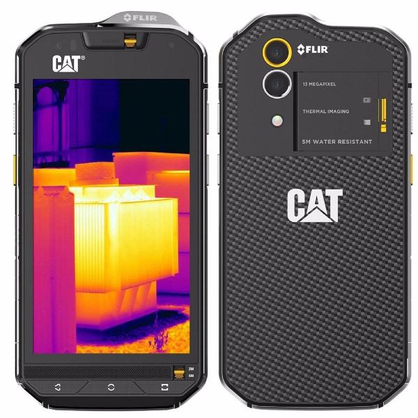 Celular Caterpillar Cat S60 32gb Cam Térmica 4g