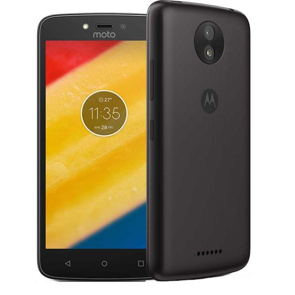 "Smartphone Motorola Moto C XT1750 1GB+8GB 3G Dual Sim 5.0"" Câm.5MP+2MP-PRE/EU"