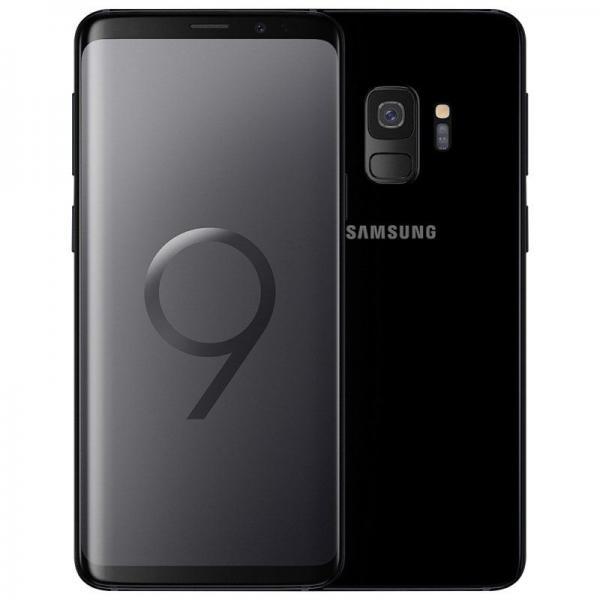 "Smartphone Samsung Galaxy S9 SM-G9600 64GB Dual Sim 5.8"" Câm.12MP+8MP"