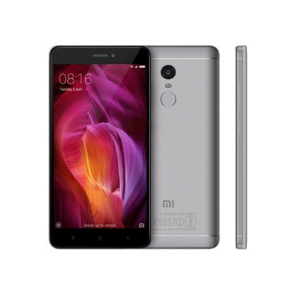 """Celular Xiaomi Redmi Note 4 Dual Sim 32GB Tela 5.5"""" 13MP/5MP Os 6.0.1"""