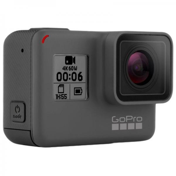 """Câmera GoPro HERO6 Black CHDHX-601 WiFi 2"""""""