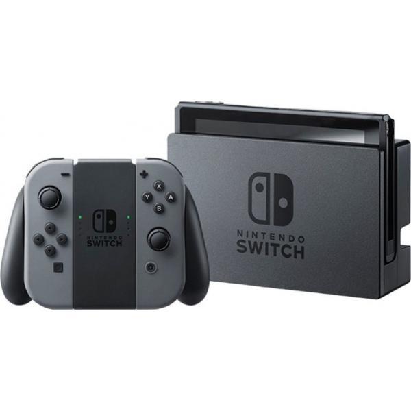 Console Nintendo Switch 32GB  Cinza Americano