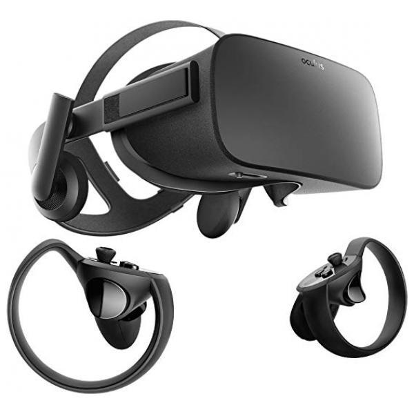 Oculus Rift Kit Completo Com Heaset + Controle Toutch