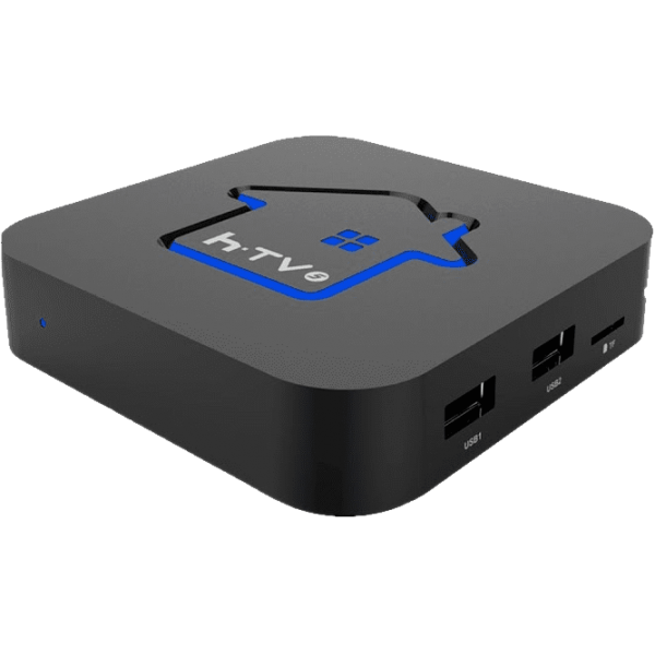 TV BOX FTA HTV 5 Ultra HD 4K LAN/Wi Fi/Bluetooth
