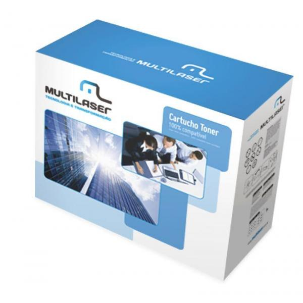Toner Para Brother Mod. Tn1060 Pr Multilaser - Ct106