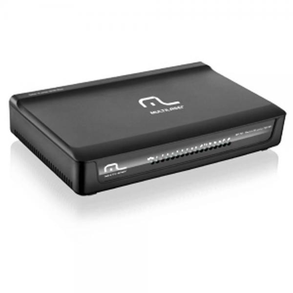 Switch Mini 16 Portas Multilaser - RE116