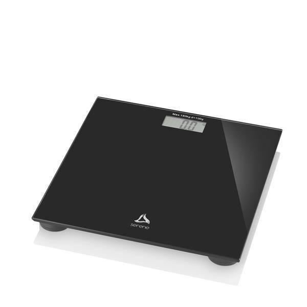 Digi Health Multilaser Balanca Digital Preta Multilaser - HC022