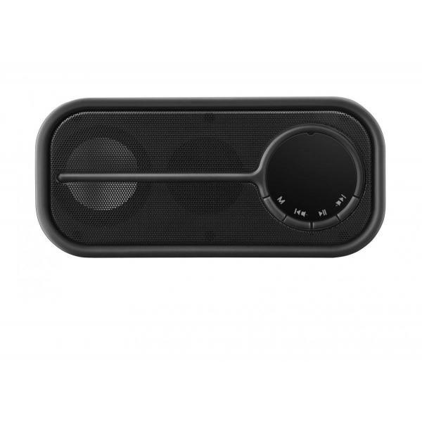 Caixa de som Bluetooth color preta - Pulse - SP206