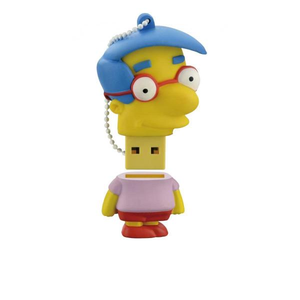 Pen Drive 8GB Simpsons Milhouse - Multilaser - PD075