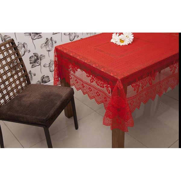 Toalha Quadrada Color Vermelha 150CMX150CM 100% Poliester Interlar - 131773