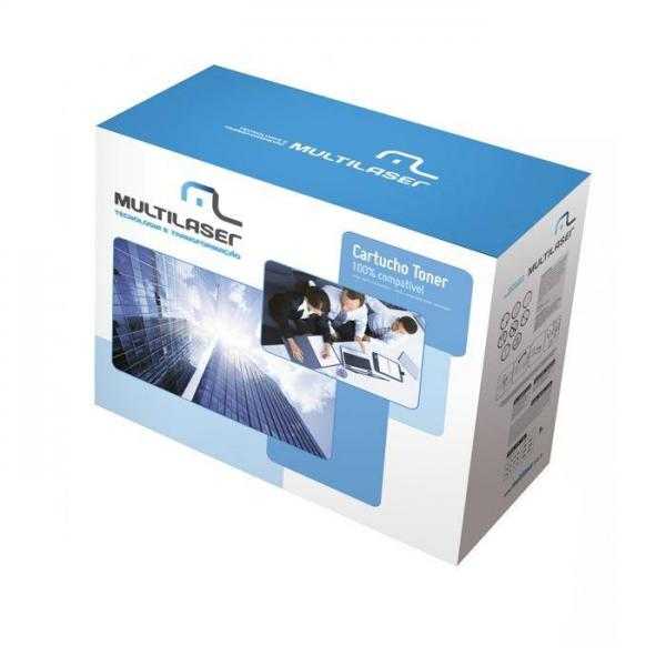 Cartucho Toner Universal para Brother TN410/420/450 CT450U - Multilaser