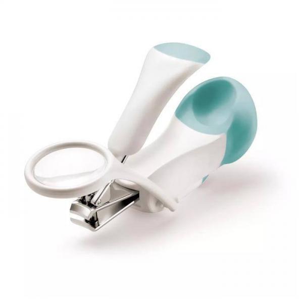 Cortador De Unha Mini Nail Com Lupa Infantil Multikids - BB062
