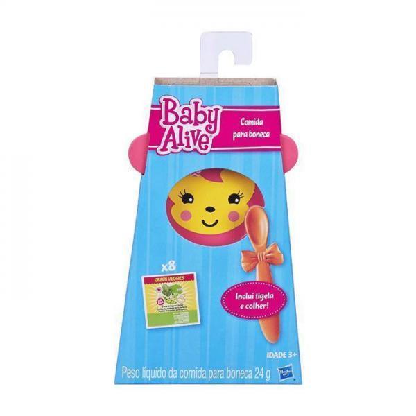 Acessórios Boneca Baby Alive Comida Hasbro - A8581