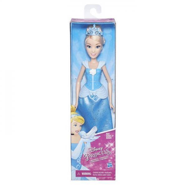 Boneca Princesa Básica Cinderela Hasbro - B5899
