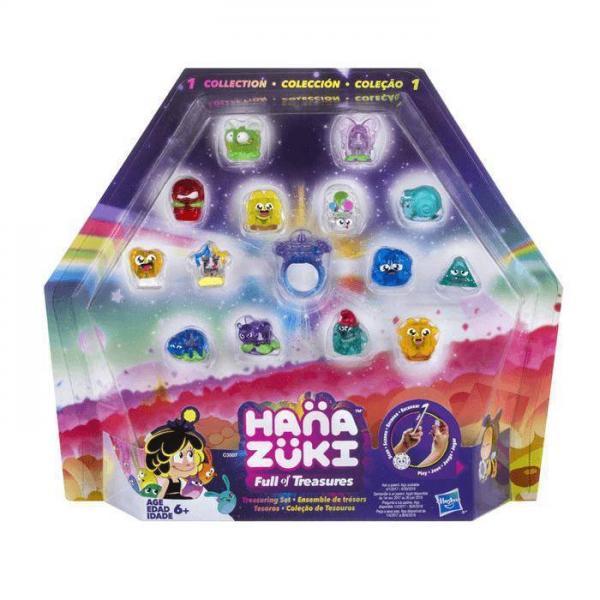 Conjunto Hanazuki Treasuring Set Hasbro - C3507