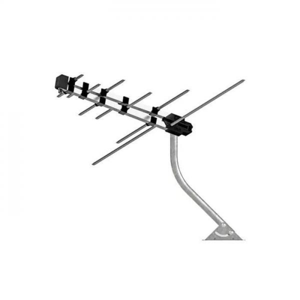 Antena Externa de TV VHF/UHF BANDA III, IV e V Multilaser - RE218