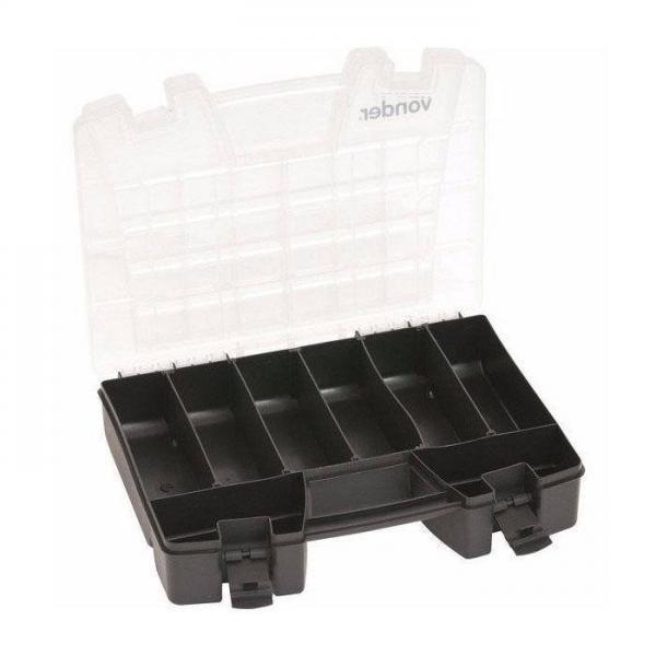 Caixa Organizador Plastico (34 Div. Fixas) Opv 0200 Vonder
