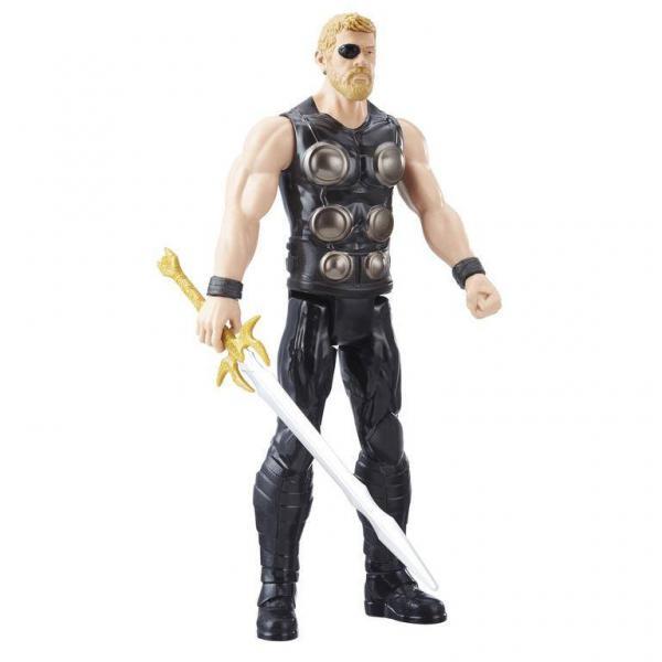 Boneco Thor Vingadores: Guerra Infinita Hasbro - E1424