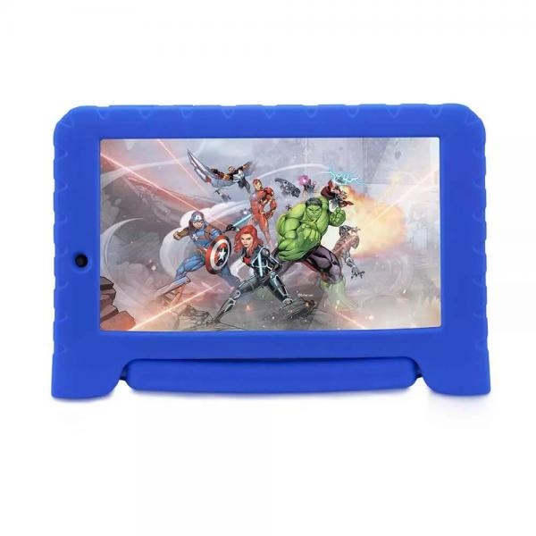 Tablet Disney Vingadores Plus Wifi 8GB Android 7 Pol Dual Câmera Azul Multilaser