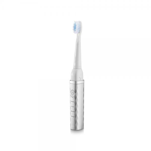 Escova Dental Recarregável Ultracare Branco Multilaser