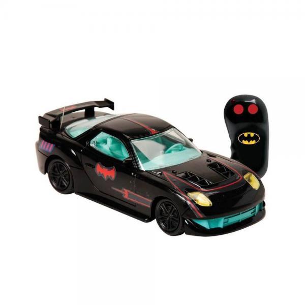 Carro de Controle Remoto Batman Corrida Candide