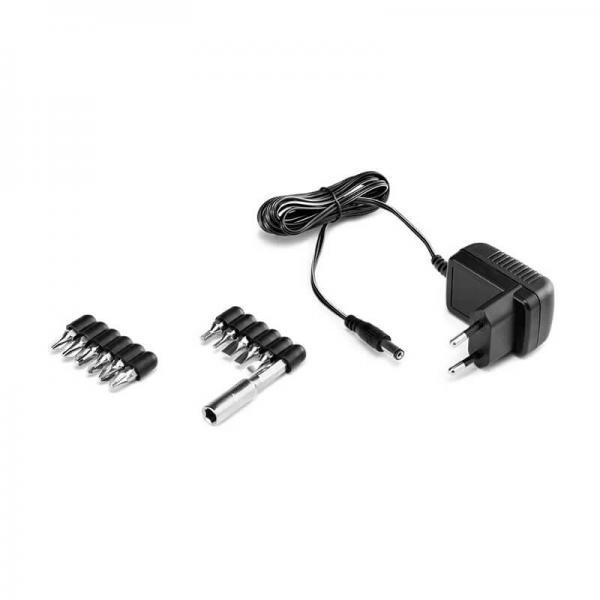 Parafusadeira Elétrica Recarregável Multilaser Bivolt - HO031