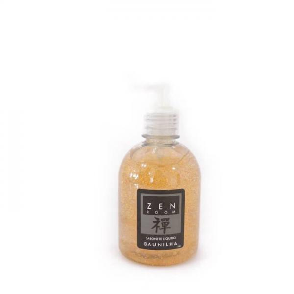 Sabonete Liquido com Gliter Baunilha Zen Room ZRSG002