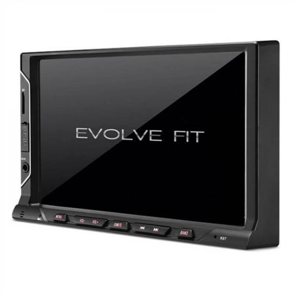 Central Multimidia Evolve Fit Tela 7'' Bluetooth 35W RMS MP5 Multilaser - P3328
