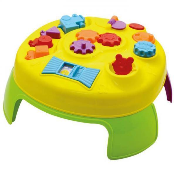 Mesinha Didática Sorrir E Aprender 200e - Bs Toys
