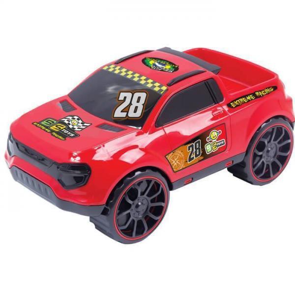 Pick Up Mônaco Vermelho 216F - Bs Toys