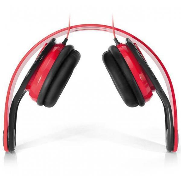 Multilaser Headphone Xtream 360 HI-FI Super Bass - PH083 Vermelho